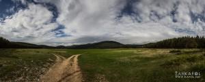(Suho) Petelinjsko jezero