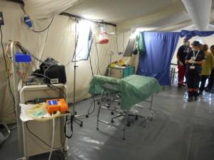 Italijanska mobilna bolnica