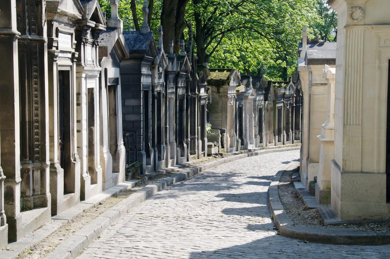 Pokopališče Père-Lachaise