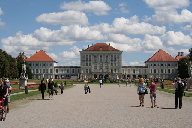 Dvorec Nymphenburg