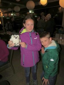 3-Zala in Jost s sovo Doctor Owl
