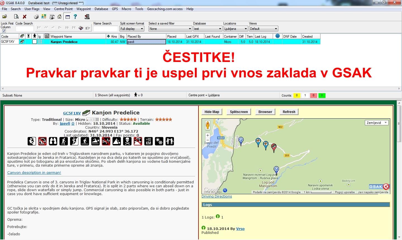 GSAK 03-04 well done