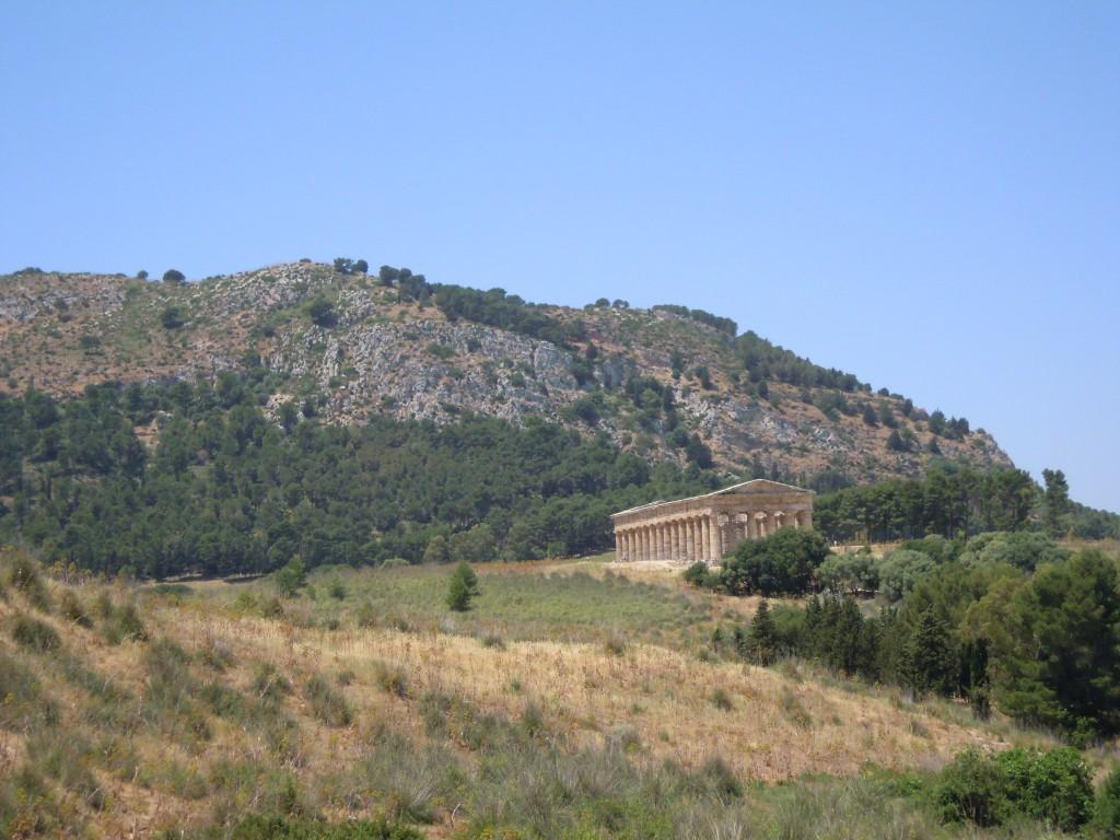 2. Tempelj v Segesti