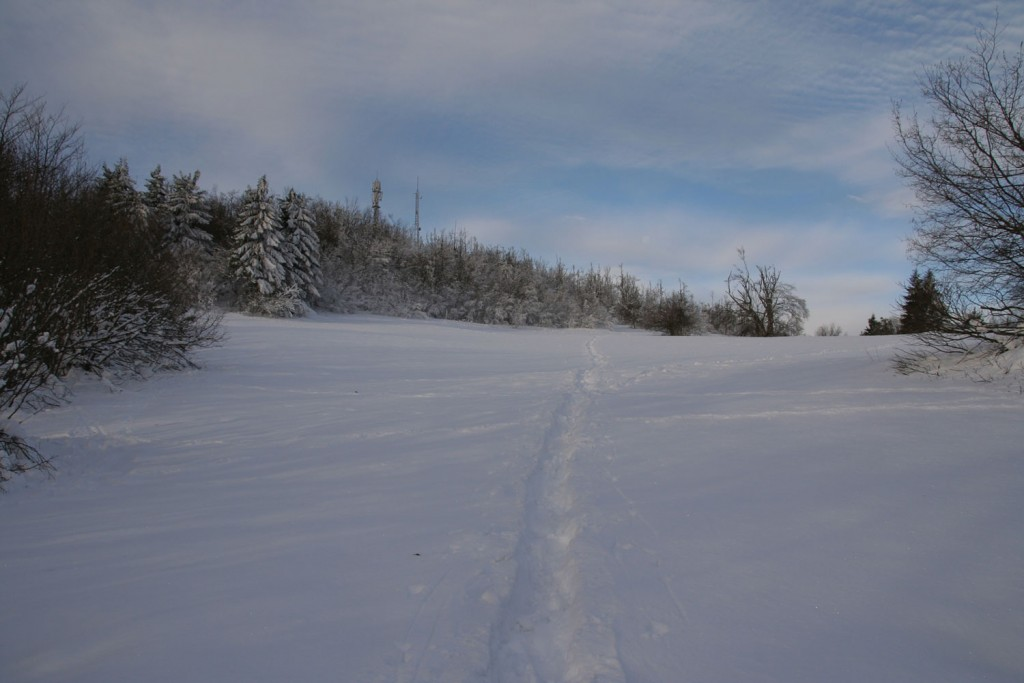 Pot proti vrhu