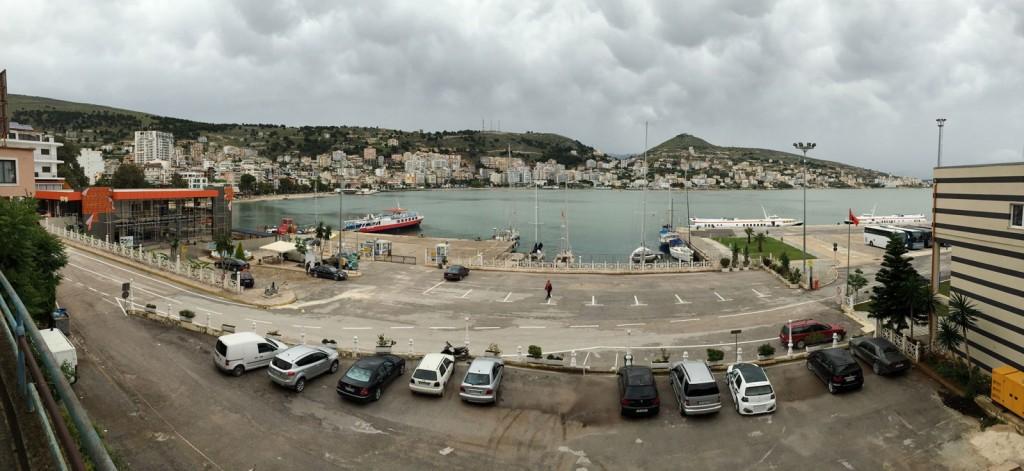 Panorama Sarande.