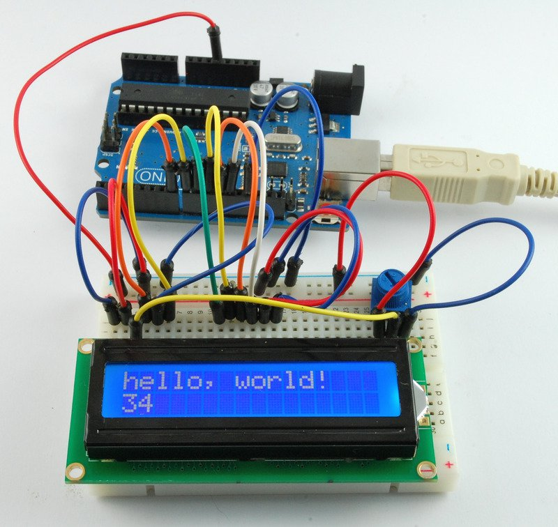Arduino v akciji.