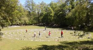 Vesnin labirint na Cresu