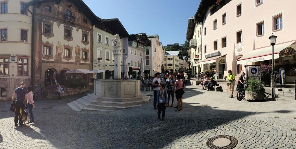 Downtown Berchtesgaden