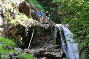 Majhni slapovi v dolini Zale (foto: icabrian)