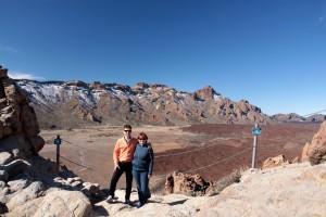 """Pozdrav """"z lune"""" – Teide National Park"""