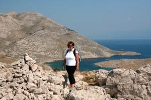 Pogled na Malo Luko, otok Krk v neposredni bližini zaklada Corinthia (GC304W7)