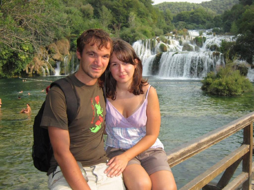 Slapovi Krke na Hrvaškem