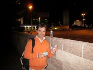 Prvi ameriški zakladek (Las Vegas Strip)