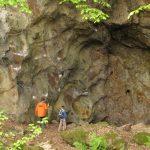 Zaklad meseca – Kamnolom mlinskih kamnov / Millstones quarry by Vane (kompaski)