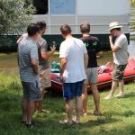 River (Clean Up) Canoe Tour – Some impressions from my first CITO event