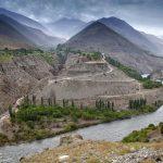 Osrednja Azija, 1. del