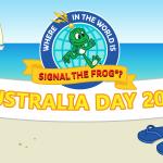 Dan Avstralije 2018 (in zbor članov SGK)