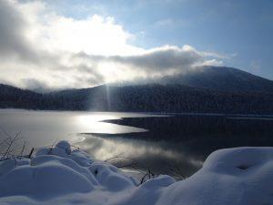 Pri jezeru