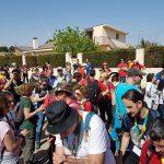 Obisk mega-dogodka v Španiji