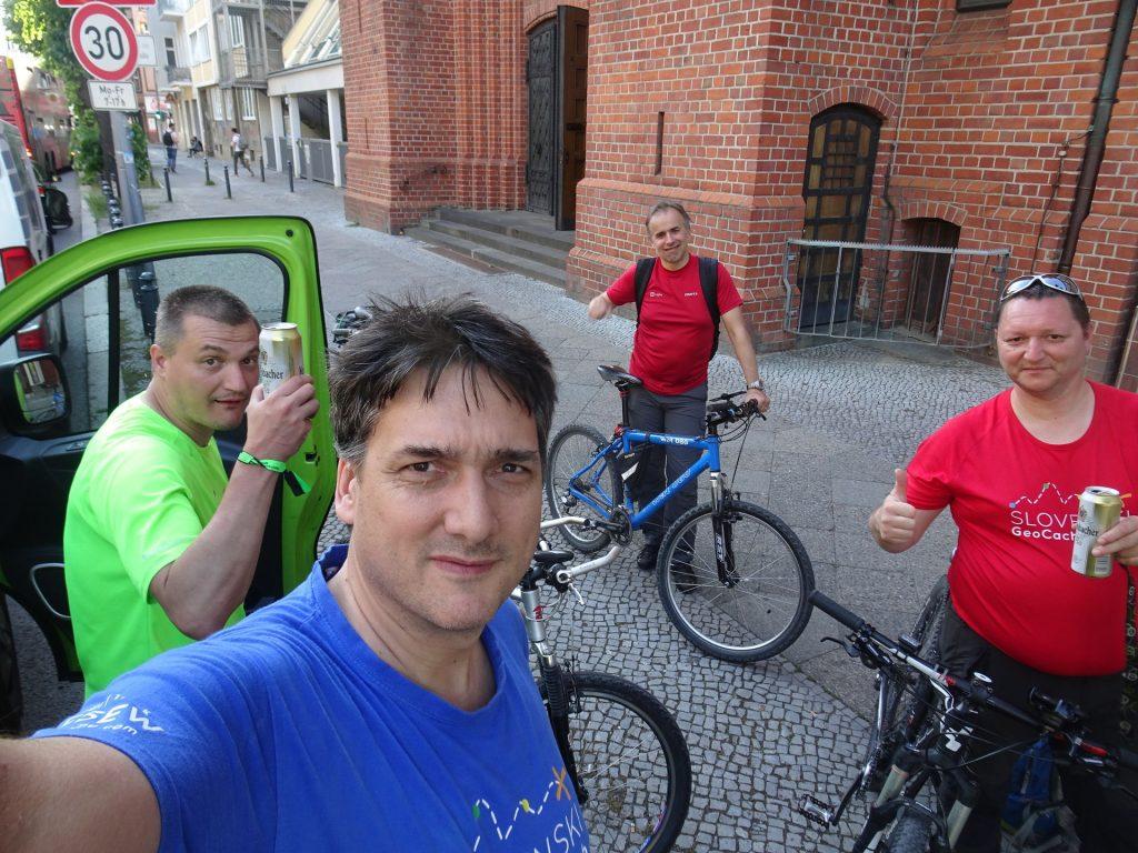 Po 51 km po Berlinu
