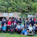 Pravljično srečanje hrvaških in slovenskih geolovcev